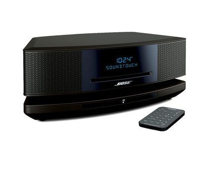 BOSE Wave SoundTouch music system IV 音樂系統 床頭音響 第四代 黑色 全新品 博士正貨
