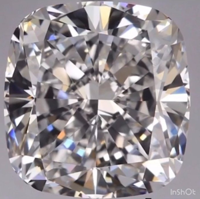 【台北周先生】天然白色鑽石 超巨大4.01克拉 D-color VVS2 璀璨耀眼 送GIA證書