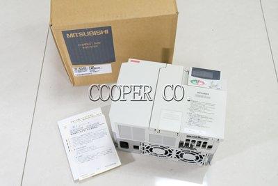 【Cooper.Co】Mitsubishi 三菱FR-E540-7.5K 變頻器 Inverter 全新品中古品停產品