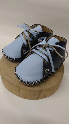 Jway皮件手作  革製真皮學步鞋童鞋【顏色可自己挑選搭配】