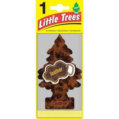 (I LOVE 樂多) 台灣公司貨 Little Trees 小樹香片 皮革香