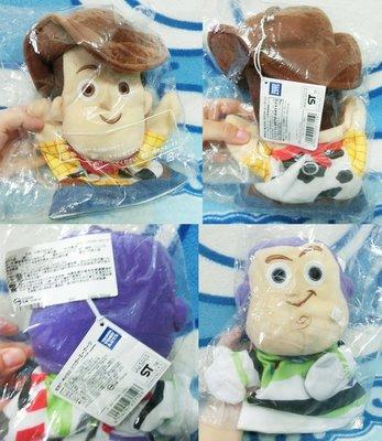 玩具總動員 巴斯光年 胡迪 手偶 合售  親子互動 收藏 TAKARA TOMY 伍迪 桃園市