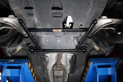 《大台北》億成汽車底盤精品改裝-SUMMIT-前下井字拉桿 VOLVO S60 / V60