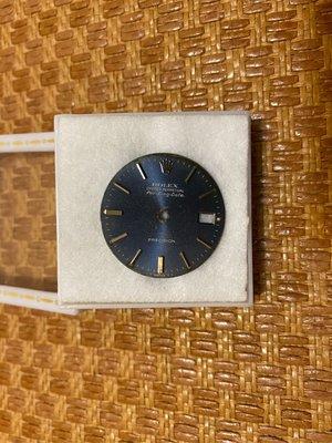 ROLEX 5700 原裝罕見藍色面盤 airking date (1601.1500.1803.1625.16014)