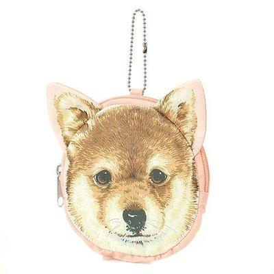 可愛動物收納購物袋 可當吊飾掛在包包 裝飾實用又環保 外出不用花錢買塑膠袋!  共六款可選!