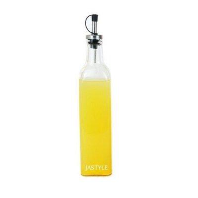 :::吾宅瓶罐☃實用好看ㄟ ☃玻璃油醋瓶☃油瓶☃醬醋瓶 450ml