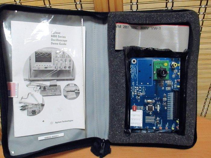 康榮科技二手測試儀器領導廠商Agilent MSO-DSO 6000 demo kit 極新