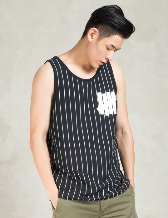 ☆AirRoom☆ 【現貨】UNDEFEATED GRANDES TANK TOP 背心 黑 白 S M 514228