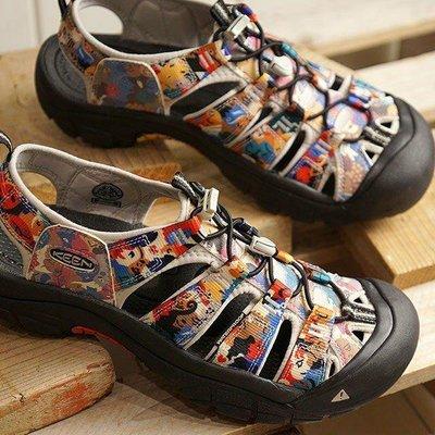 小阿姨shop [KEEN]戶外涼鞋防水防滑NEWPORT H2 1022255 男女