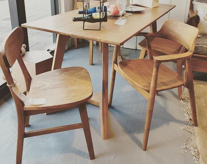 幸福家傢俱 溫莎餐椅(CH11),熱賣商品,全實木傢俱,柚木家俱