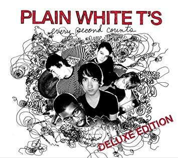 Plain White T's – Every Second Counts (Deluxe Edition)