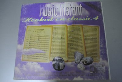 CD ~ Hooked on classic ~1993 ELITE EL-6004 無IFPI