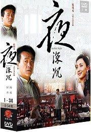 <<影音風暴>>(大陸劇1206)夜深沉   DVD  全34集  陶紅 何冰(下標即賣)12