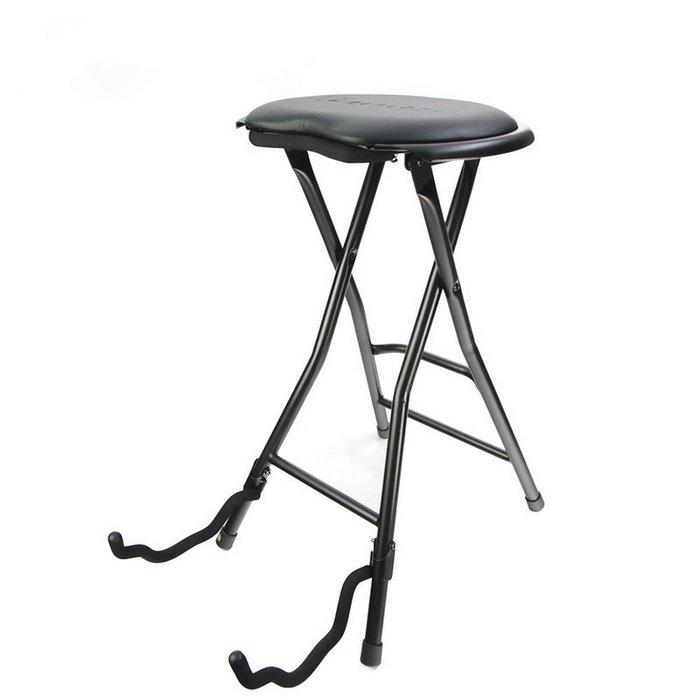 ☆唐尼樂器︵☆免運費 Ibanez IMC50FS 琴椅 吉他架 折凳 折疊椅 樂器表演椅 吉他自彈自唱椅