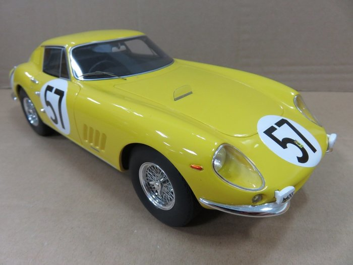 =Mr. MONK= CMR Models Ferrari 275 GTB