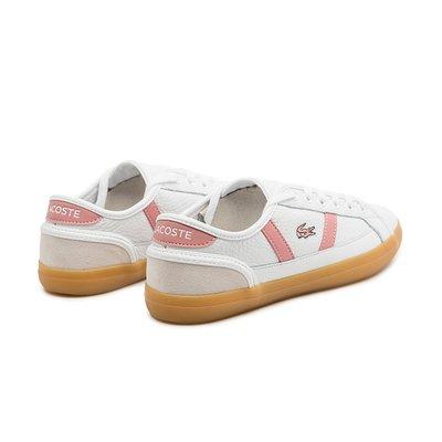 Tu.DOS LACOSTE SIDELINE 319 1 38CFA0038-B53 38CFA0038-081 女鞋 兩色