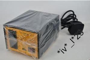 SUPER 110V轉240V 500W 雙插口 變壓器 變壓火牛JA 80- 可同時為日本及美國電器變壓