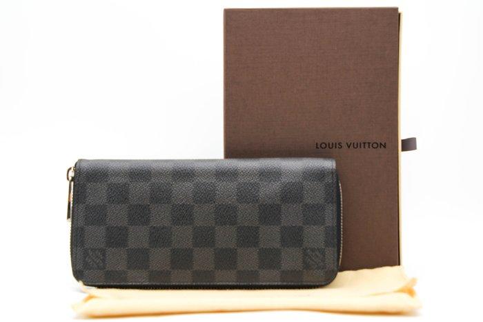 【青蘋果3C】Louis Vuitton LV N63095 經典 Damier Graphite帆布#47259