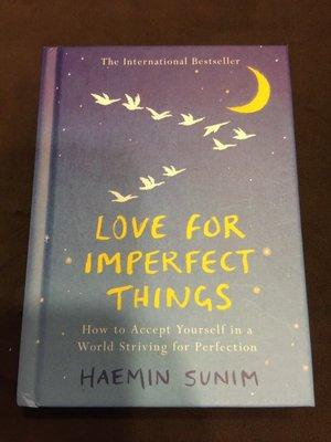 [E013]  LOVE FOR IMPERFECT THINGS             HAEMIN SUNIM 著