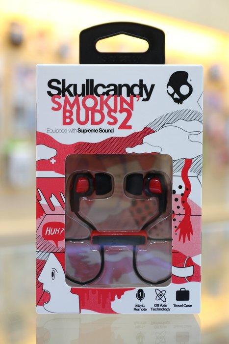 【日產旗艦】美國 正版 Skullcandy 骷髏糖 潮牌 SB2 耳機 入耳式耳機 線控耳機 台閔公司貨
