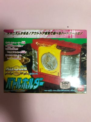 咸蛋超人金幣收納盒1990年日本制