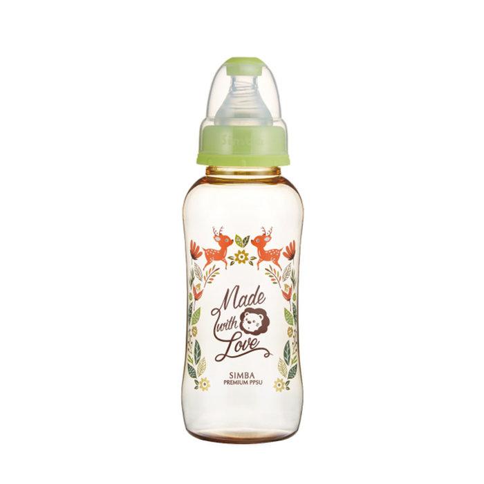 ☘ 板橋統一婦幼百貨 ☘  小獅王辛巴 桃樂絲PPSU標準葫蘆大奶瓶(320ml)