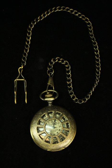 悅年堂 --- 西洋 古董錶 懷錶