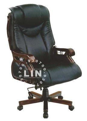 【品特優家具倉儲】◎P182-12辦公椅主管椅YD-3913◎
