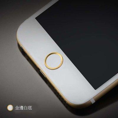 指紋辨識貼卡通Home鍵貼 iPhone 5 5S SE 6 6S PLUS 7Plus iPad 按鍵貼 膜 保護貼