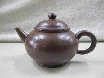 二手舖~NO.760中國宜興 手拉坯茶壺 土胎好 光澤!
