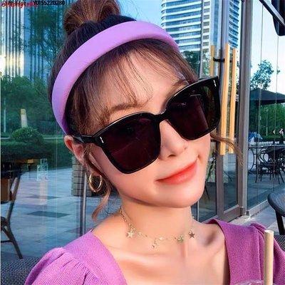 2021新款韓版墨鏡Fri蔡徐坤小紅書同款太陽鏡Ri潮流米釘 大框眼鏡