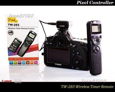 【特價促銷】全新原廠PIXEL品色TW-283無線液晶電子快門線RS-60E3/M5/M6/760D