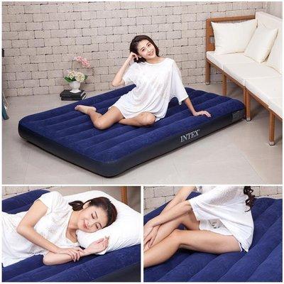 充氣床墊家用雙人加厚單人戶外便攜午休床折疊沖氣床氣墊床T
