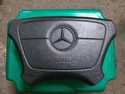 """前期W210方向盤 """"安全氣囊""""  (W202、W140可用)"""