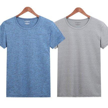 [C.M.平價精品館]新品特價S~5XL排汗舒適百搭有型短袖T恤    加大碼