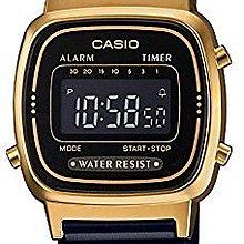 日本正版 CASIO 卡西歐 STANDARD LA670WEGB-1BJF 女錶 手錶 日本代購