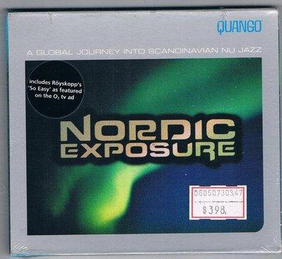 [鑫隆音樂]西洋CD-NORDIC  EXPOSURE(全新)/免競標