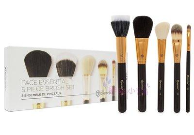 【彤彤小舖】美國 BH Cosmetics Face Essential 臉部必備5件刷具組 BH原廠真品