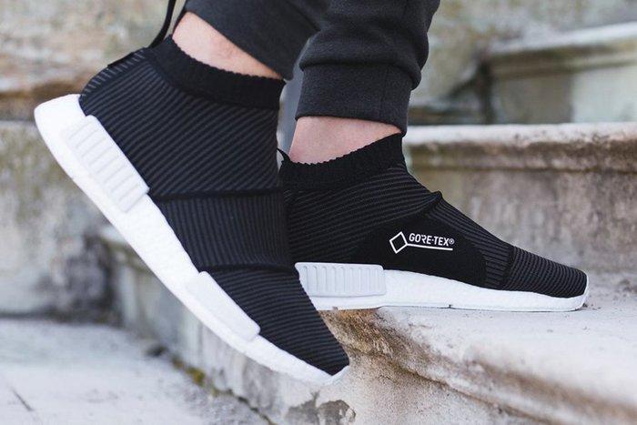 現貨 adidas nmd CS1 Gore-tex 黑 限量 狗鐵絲 材質 防水 US9.5 10.5