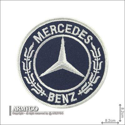 【ARMYGO】BENZ賓士 汽車品牌章