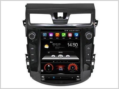 【全昇音響】日產 TEANA豎屏大螢幕 專用影音安卓車機觸控螢幕 另有SUPER ELANTRA TUCSON