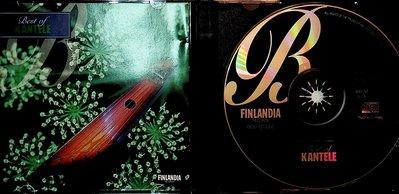 【198樂坊】best of kantele(芬蘭民族樂器康特雷琴...德版)EQ