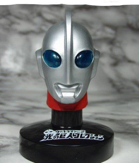 外 E: ULTRAMAN 光的巨人收藏2 超人力霸王帕瓦德 頭像   天富玩具店