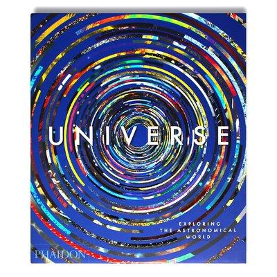 Universe: Exploring the Astronomical World 宇宙 探索天文世界 300幅迷人圖片 研究天文領域 自然科學 英文原版