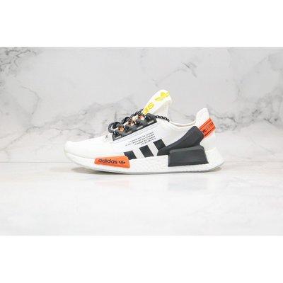 【唐老鴨】Adidas NMD_R1 V2 Boost 爆米花超彈中底 潮流鞋 休閒跑步鞋 男女款 FX9451