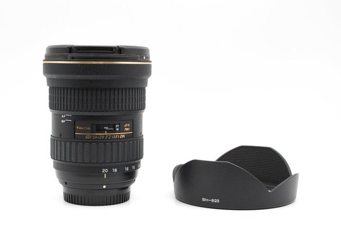 【青蘋果3C】TOKINA AT-X 11-20mm F2 Pro DX For Nikon 二手鏡頭 #28690