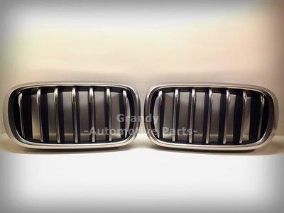 BMW 原廠 Pure Extravagance 外觀套件 水箱護 鼻頭 水箱護罩  For F16 X6