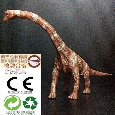 腕龍 雷龍 長頸龍 玩具 恐龍 模型 動物 爬蟲 公仔 小孩 禮物 另售 三角龍 暴龍 迷惑龍 翼龍 劍龍 非PAPO