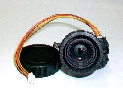 攝影機 電動伸縮鏡頭 9.0-22.0mm 1:1.4ASP