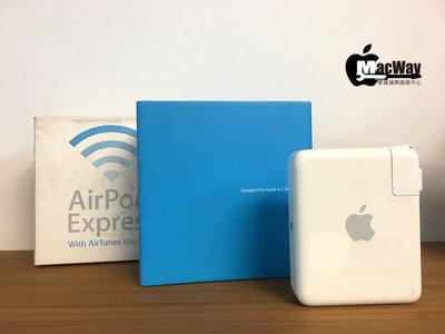 『售』麥威 Apple AirPort Express A1084 支援AirPlay / AirPrint